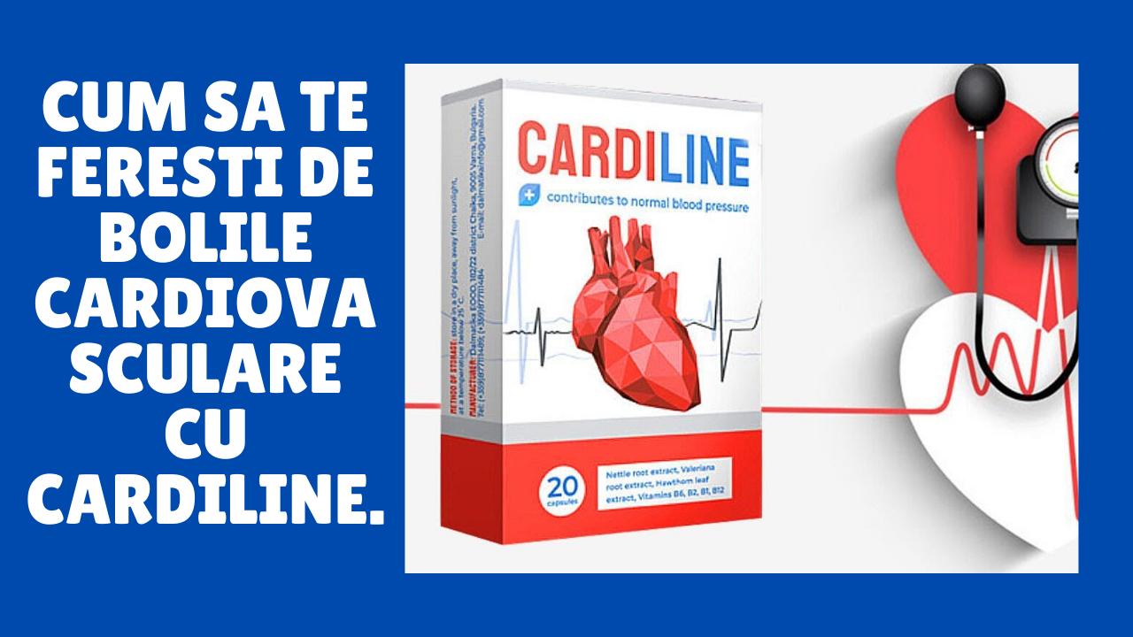 cum sa te feresti de infarct cu cardiline