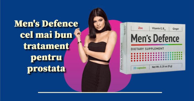 Men's Defence cel mai bun tratament pentru prostata