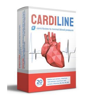 cardiline tensiunea arteriala