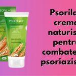 Psorilax crema naturista pentru combaterea psoriazisului