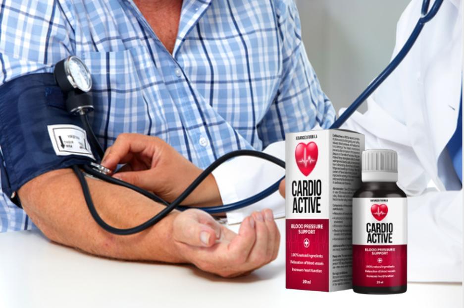 cardio active pentru tensiune arteriala