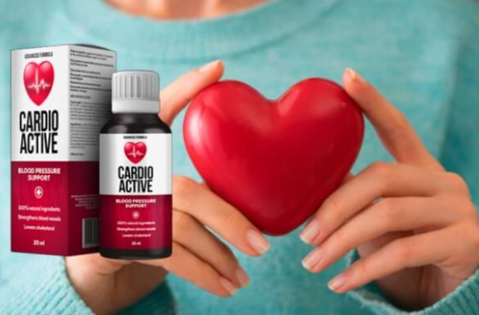 cardio active pentru tensiune