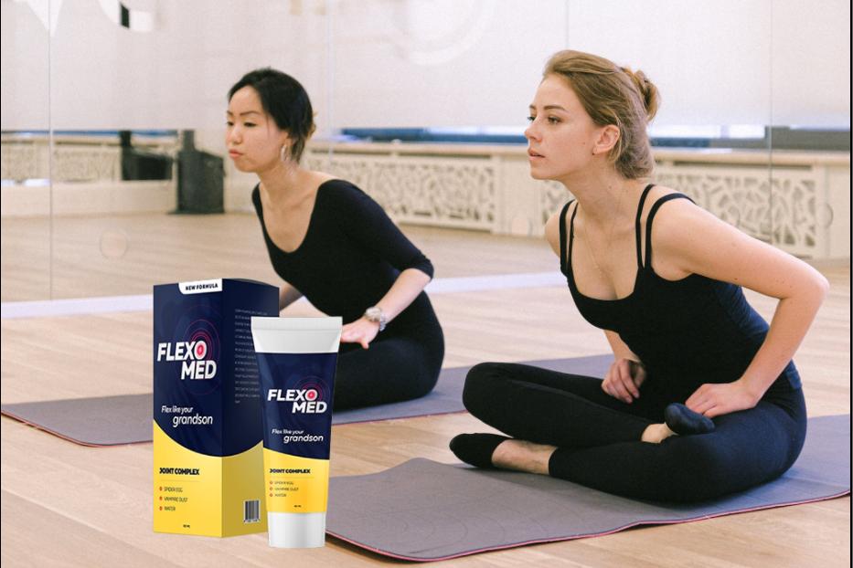 flexomed exercitii