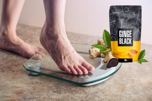 ginge black pudra pret in farmacie