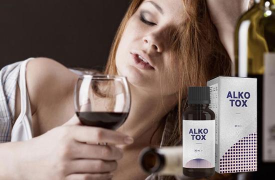 alkotox dependenta